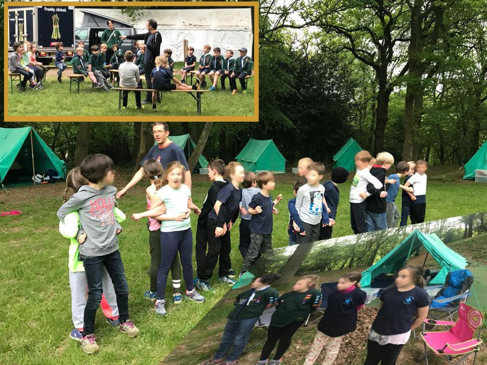 Downe Cub Camp